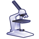 Biology science microscope