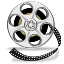 Film reel movie video