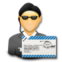 User agent mail secret agent