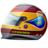 Sports helmet formula 1 racing
