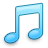 Music tone note itunes