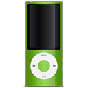 Apple ipod green
