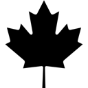Maple leaf leaf canada