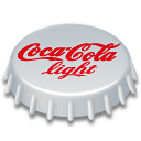Cola light 128 coca