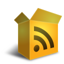 Box rss feed orange