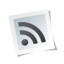 Rss feed sticker