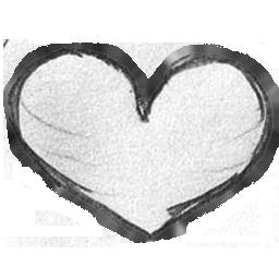 Love Handdrawn Heart Favorites / 49 hand drawn icons ...