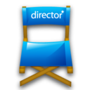 Chair hollywood movie director