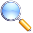 Zoom goggle find search magnifying glass