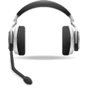 Headset voice support