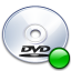 Mount dvd disc