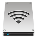 Cloud airport drive disk