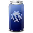 Drink wordpress web20 icontexto