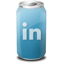 Drink web20 linkedin icontexto
