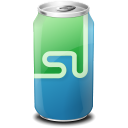 Stumbleupon icontexto drink web20