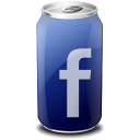 Drink facebook can