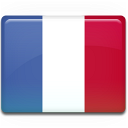 Barthelemy french flag saint francais france