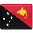 Papua flag new guinea