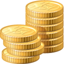 Payment coins business money