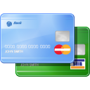 Payment credit card card credit