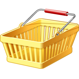 Shopping basket ecommerce cart