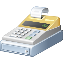 Payment cashbox register