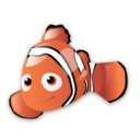 Animal fish nemo