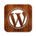Logo wordpress square