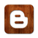 Logo square blogger