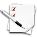 Task equiry check centang test checklist poll todo write list