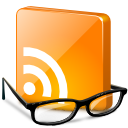 News glasses reader rss smart feed