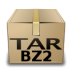 Tar x bzip application compressed mime