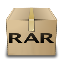 Rar x mime gnome application