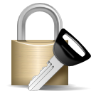 Password secret lock cryptography