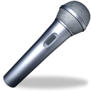 Input microphone record audio