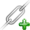 Link chain insert add