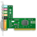 System config soundcard pci
