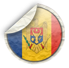 Flag drapel md moldova