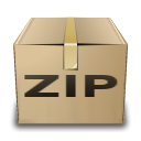 Box compressed zip