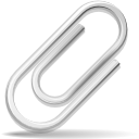 Attachment paperclip