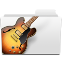 Music guitar garageband musicworld jazz bass folder