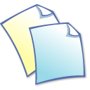 Files copy documents papers