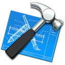 Xcode hammer build blueprint tool