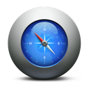 Safari browser compass brower