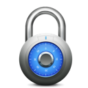 Lock secure private