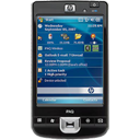 Cell mobile phone cellphone pda hp ipaq 211 windows