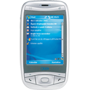 Qtek 9100 128 cell mobile phone