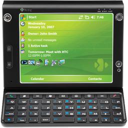 Mobile device htc advantage laptop windows mobile