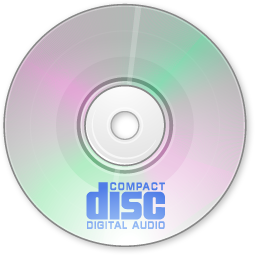 Cd disc audio
