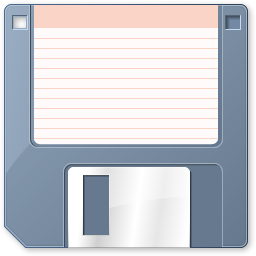 Save disk